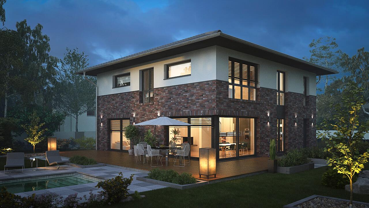 visualisierung-modernes-wohnhaus