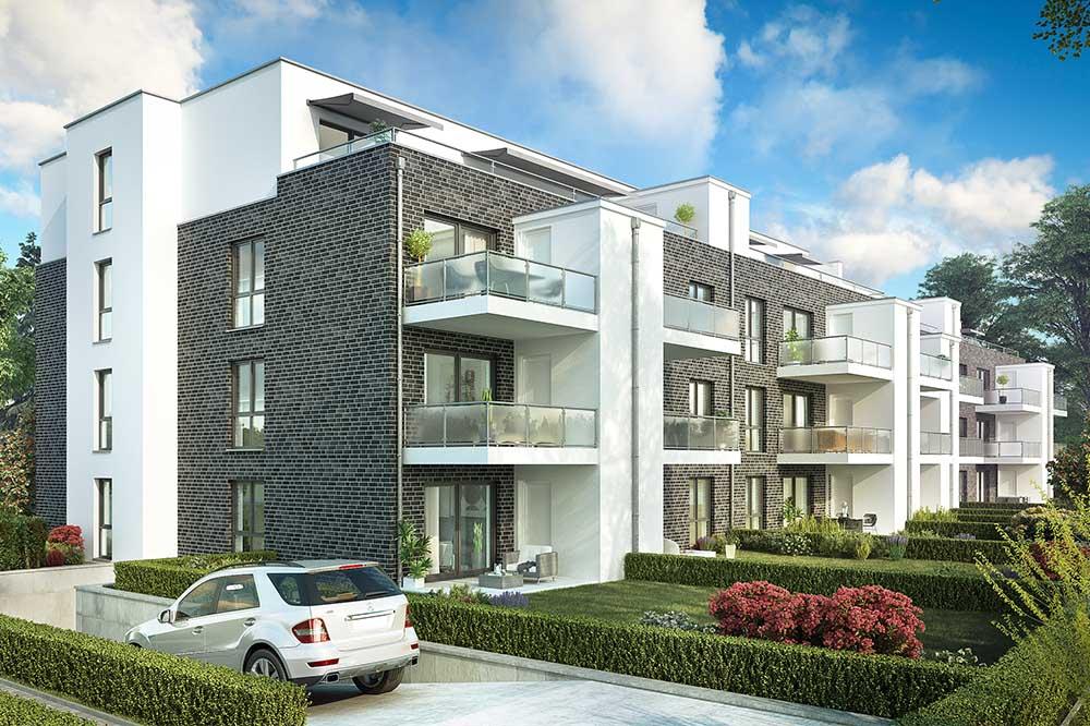 Neues Wohnquartier am Spillbrunnen entsteht