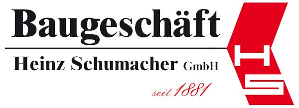 Baugeschäft Heinz Schumacher -
