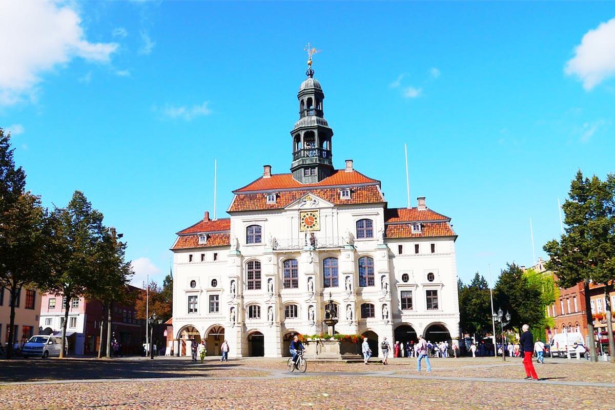 Beliebte Baugebiete in Lüneburg